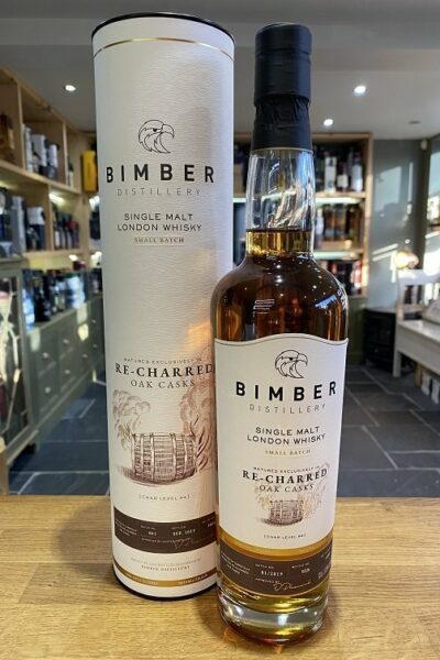 bimber re charred oak