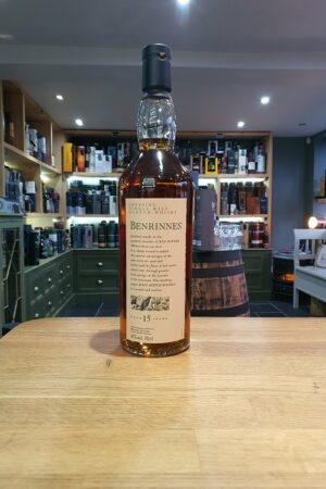 Benrinnes 15 year old Flora and Fauna