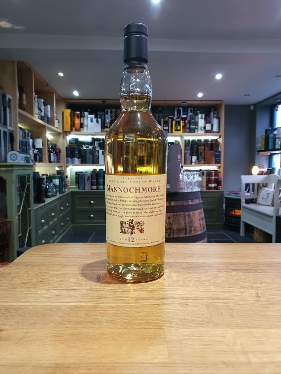 Mannochmore 12 Year Old Flora and Fauna 70cl 43%