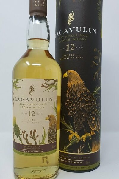 Lagavulin 12 year old 2019 special release