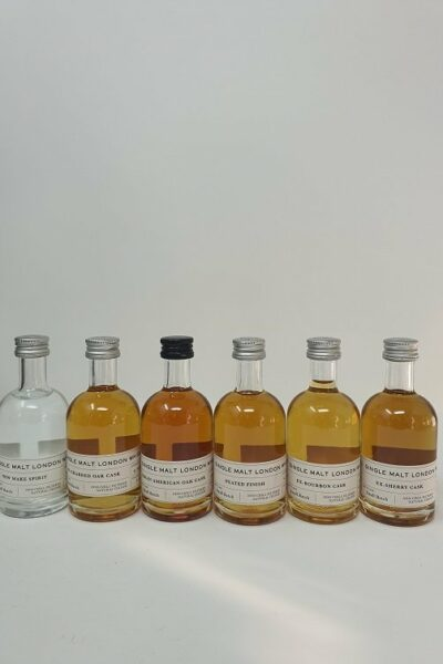 Bimber Single Malt London Whisky Sample Gift Set 6 x 5cl