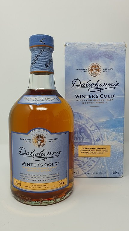 Dalwhinnie Winter Gold 70cl 43%