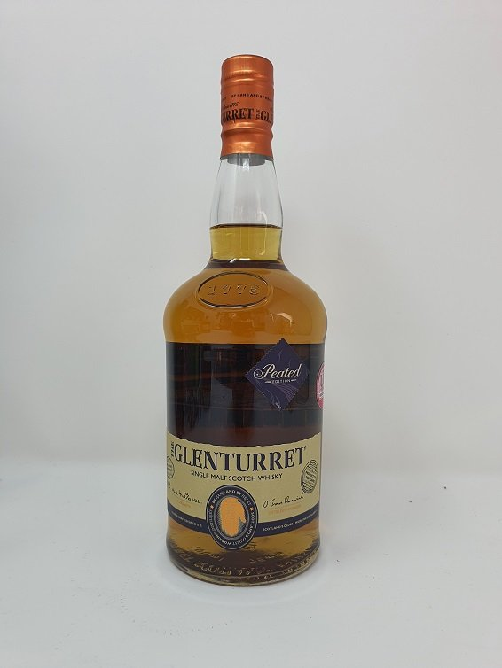 Glenturret Peated Edition 70cl 43%