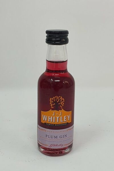 J J Whitley Plum Gin 5cl