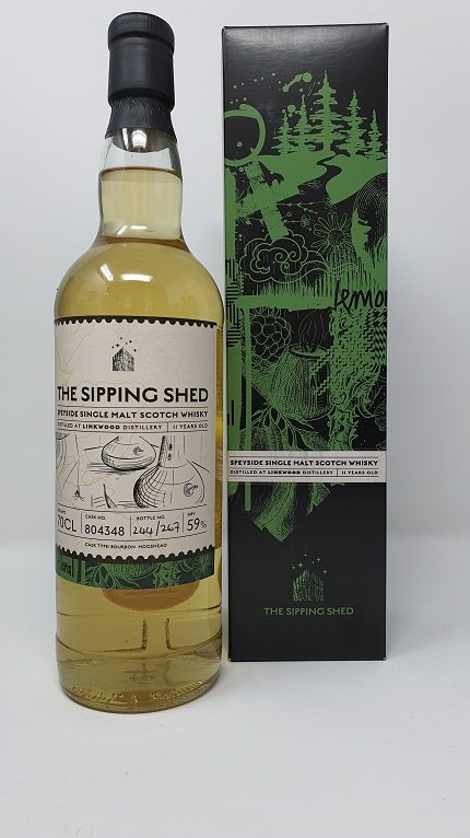 The Sipping Shed Linkwood 11 Year Old 70cl 59%