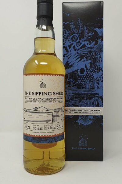 The Shipping Shed Caol Ila 10 year old