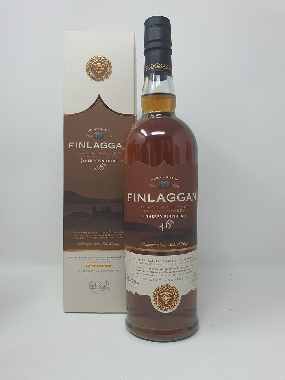 Finlaggan Sherry Finished 70cl 46%