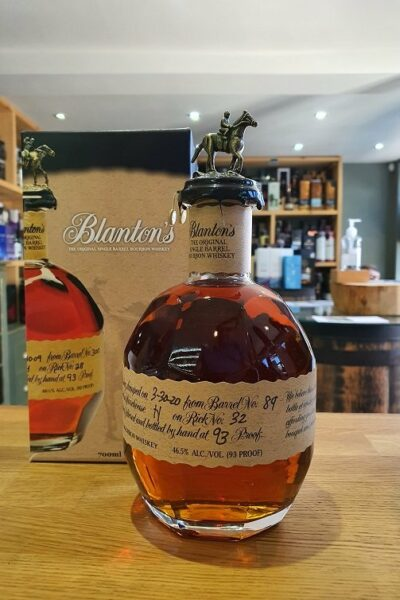 Blantons Single Barrel 89