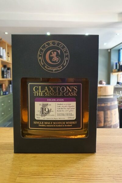 Claxton's Teaninich 19 Year Old 1999 (cask #1849-307946)