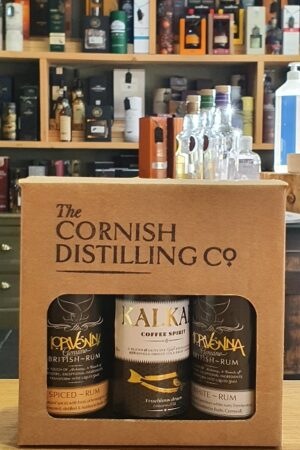 Cornish Distilling Co Gift Pack 5cls Rum