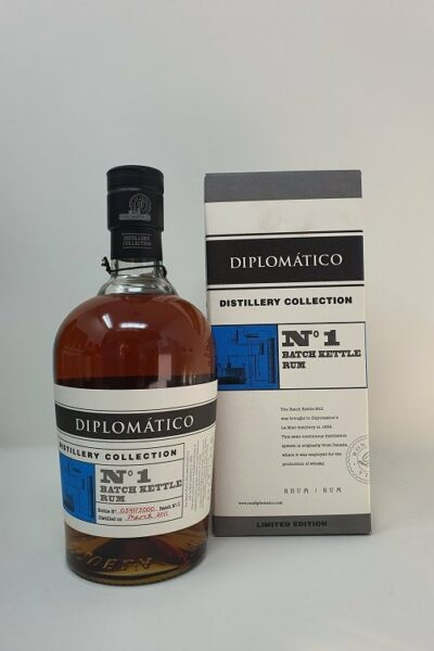 Diplomatico No.1 Batch Kettle Rum - Distillery Collection 70cl