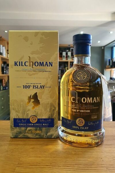 Kilchoman 100% Islay Ninth Edition 70cl