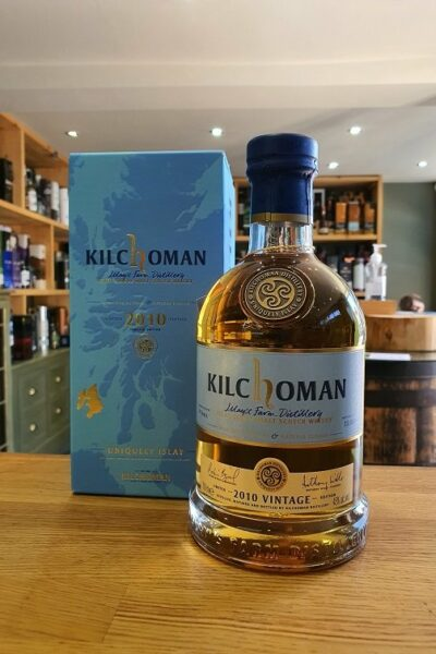 Kilchoman 9 year old 2010 70cl