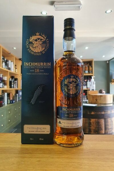 Loch Lomond Inchmurrin 18 Year Old