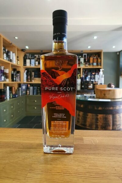 Pure Scot Virgin Oak 70cl
