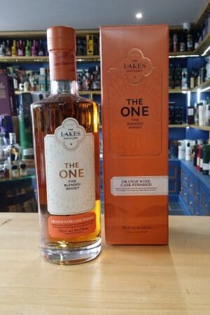 The Lakes The One Orange Wine Cask Finished