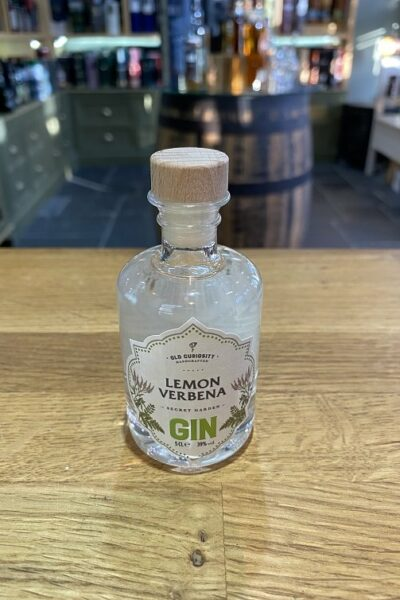 Old Curiosity Lemon Verbena Gin 5cl