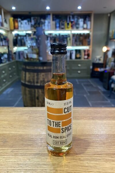 Cut to the spice Rum 5cl