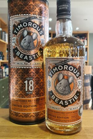 Timerous Beastie 18 year old Highland Blended Malt Scotch Whisky
