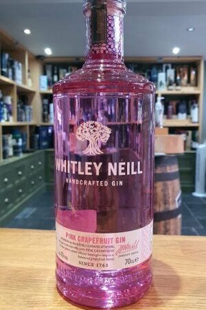 Whitley Neil Pink Grapefruit Gin 70cl
