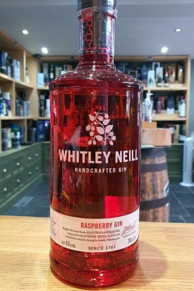 Whitley Neil Raspberry Gin 70cl