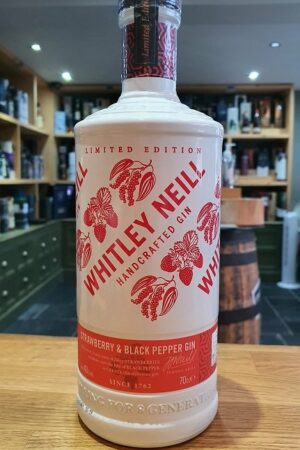 Whitley Neil Stawberry & Black Pepper Gin 70cl
