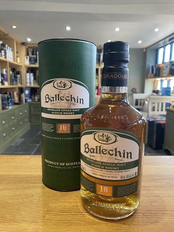 Edradour Ballechin 10 Year Old 46% 70cl