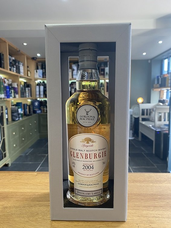 Gordon & MacPhail Glenburgie 2004 (Distillery Labels) 70cl 43%