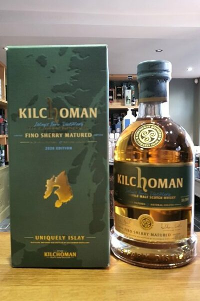 Kilchoman Fino Sherry Matured 2020 Edition