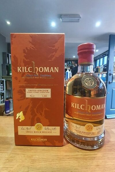 Kilchoman UK Small Batch Release - Batch No. 2