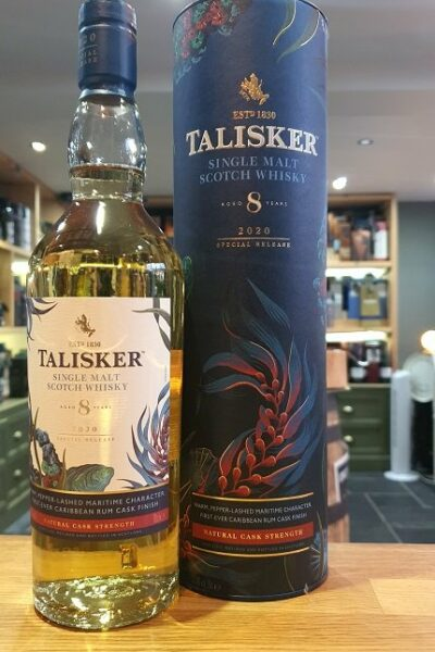 Talisker 8 Year Old 2020 Special Release