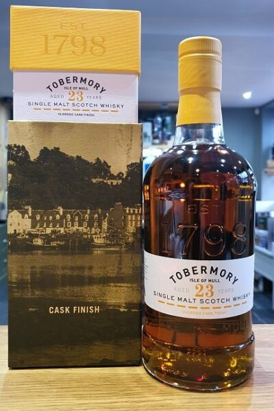Tobermory 23 Year Old Oloroso Cask Finish