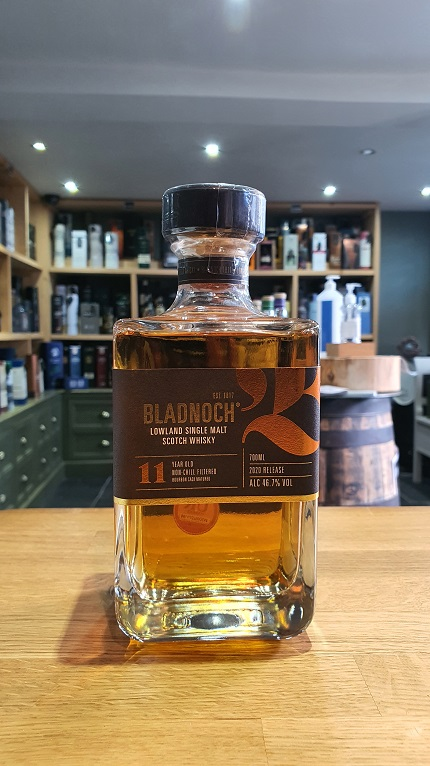 Bladnoch Aged 11 Years 2020 Release 70cl 46.7%
