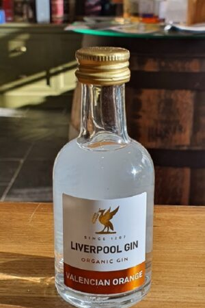 Liverpool Gin Orange