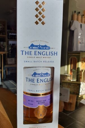 The English Sherry Cask Matured 2020