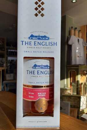 The English Wine Cask Matured 2020