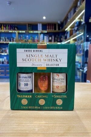 Discovery pack 3x5cl