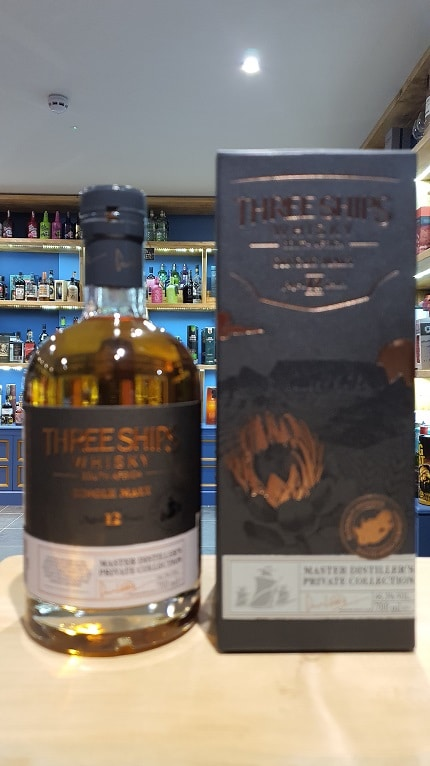 Three Ships Master Distillers Private Collection 70cl 46.3%