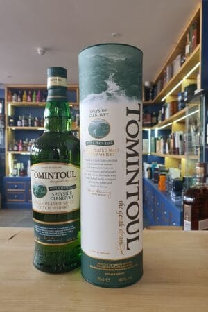 Tomintoul with a Peaty Tang 70cl