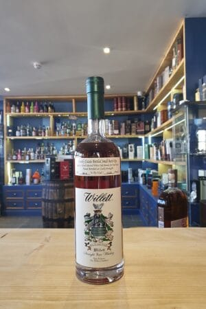 Willett Family Estate Straight Rye Whiskey Aged 4 Years 70cl 56.4%