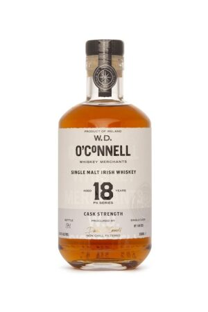wd oconnell 18 year old cask strength