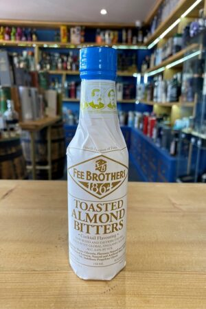 Fee Brothers Toasted Almond Bitters 150ml 6.6%