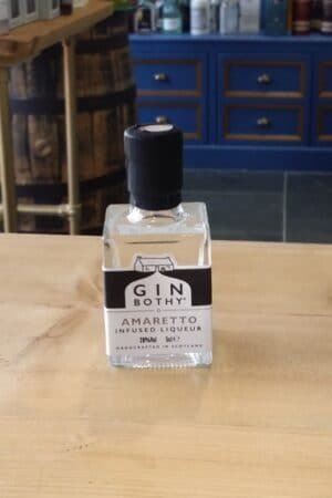 Gin Bothy Amaretto Infused Liqueur 5cl