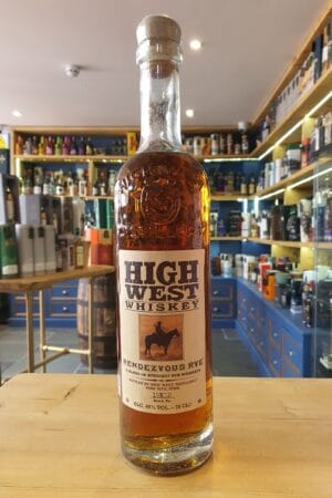 High West Rendezvous Whisky