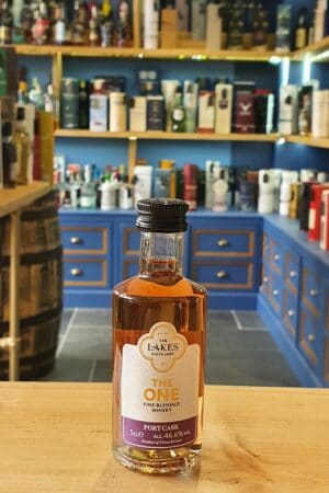 The Lakes The One Port Cask