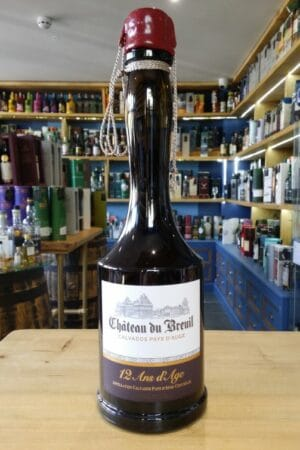 Chateau du Breuil Calvados 12 Year Old 41% 70cl