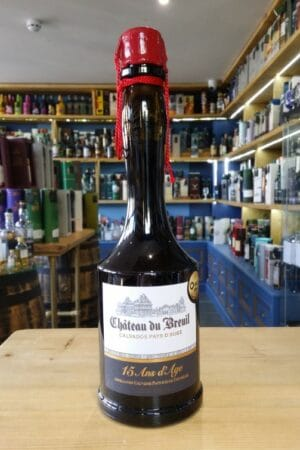 Chateau du Breuil Calvados 15 Year Old 41% 70cl
