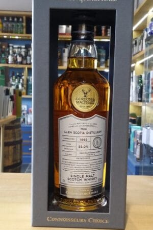 Gordon and MacPhail Connoisseurs Choice 1992 from Glen Scotia Distillery 28 Year Old
