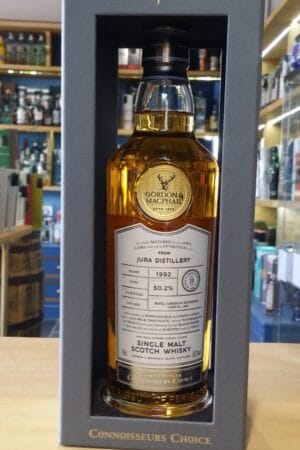 Gordon and MacPhail Connoisseurs Choice 1992 from Jura Distillery 28 Year Old