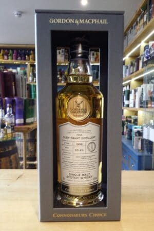 Gordon and MacPhail Connoisseurs Choice 1996 from Glen Grant Distillery 23 Year Old